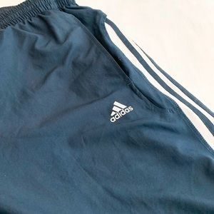 Adidas blue pants